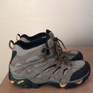 Men's Merrill Moab ventilator Hiking Boots